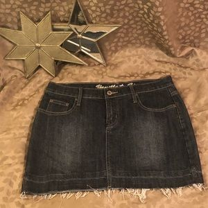 Vanilla Star Skirt